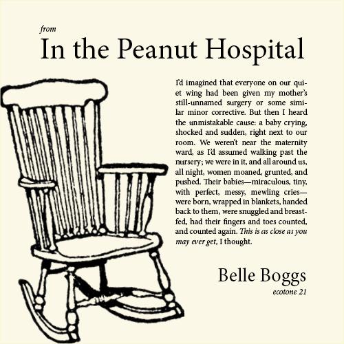 Belle Boggs broadside
